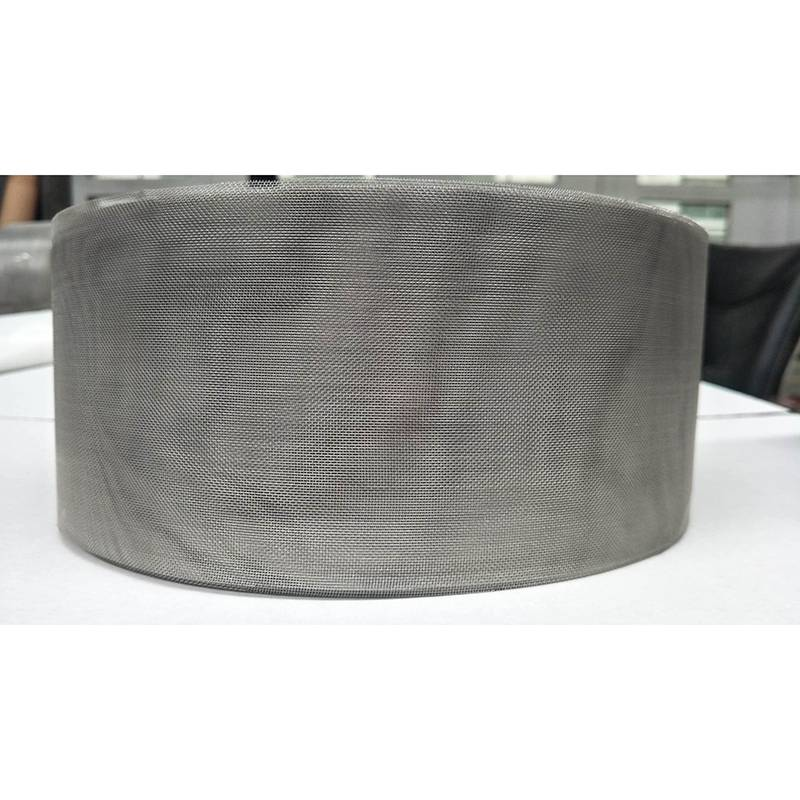 China Cheap price Nickel Wire Knitted Mesh - Nickel Wire Mesh – Ansheng