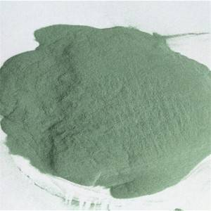 Casting and Extrusion Green Reaction Bonded Silicon Carbide Micropowder