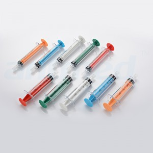 OEM Factory for Terumo Inflation Device - Color Syringe – Antmed