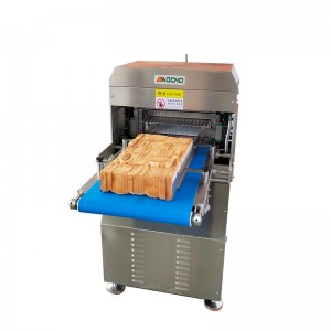 Reciprocating Toast Slicer