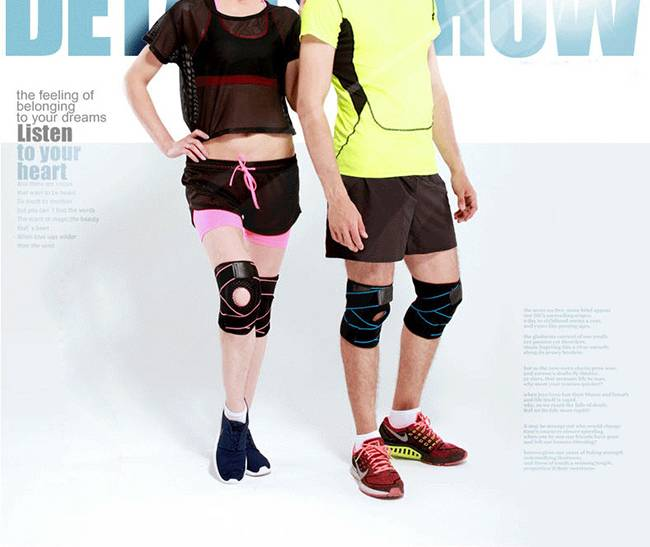 High quality Knee Support knee pad knee brace