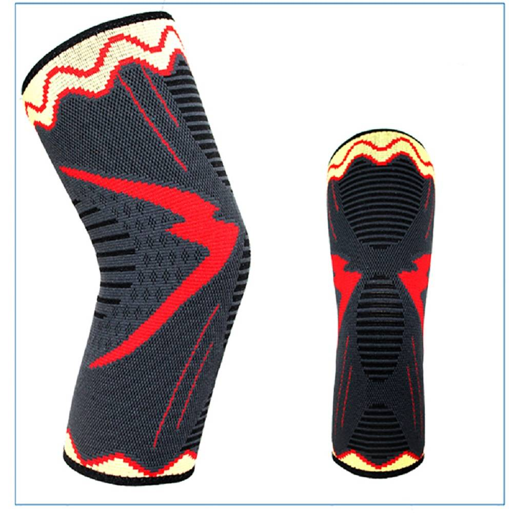Sports knee support sleeves brace neoprene weightlifting