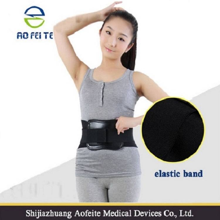 2020 New Style Back Support Belt With Air Pump - Double pull lumbar braces with great price – AoFeiTe