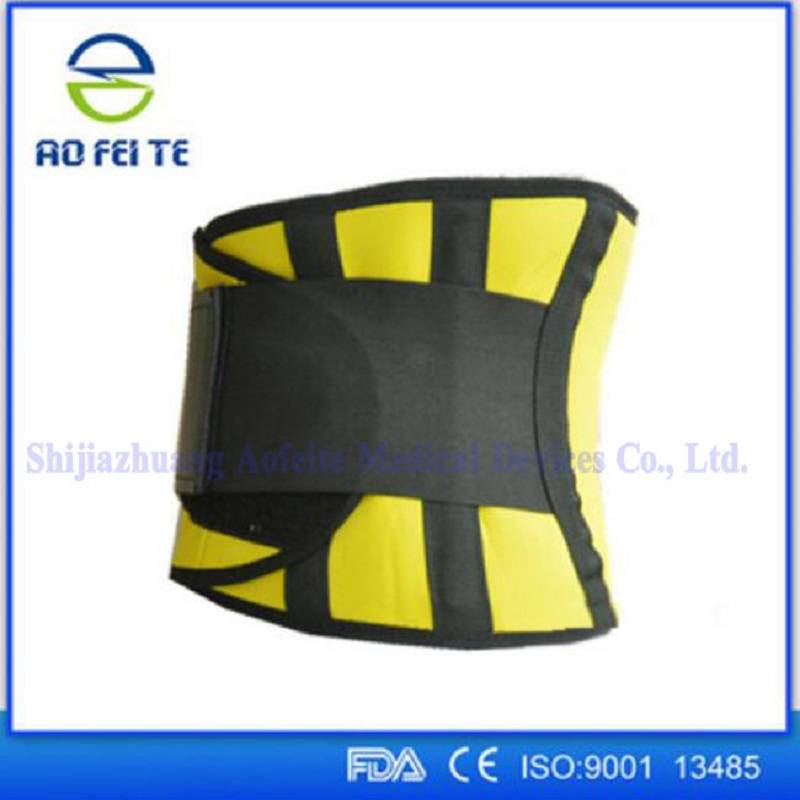 Manufactur standard Royal Posture Back Support Belt - Hot New comfortable waist trimmer men girdle – AoFeiTe