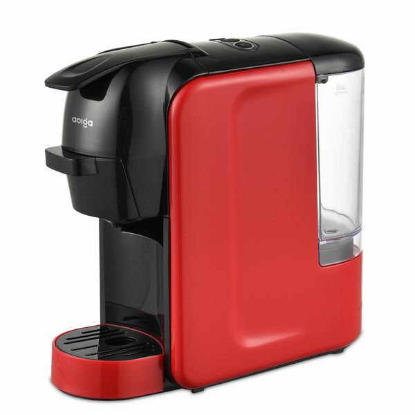 Top Suppliers removable water tank Coffee Machine - Coffee Machine ST-511 – AOLGA