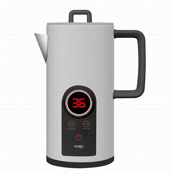 Trending Products Electric Kettle With Start Timer - Electric Kettle GL-E12A – AOLGA