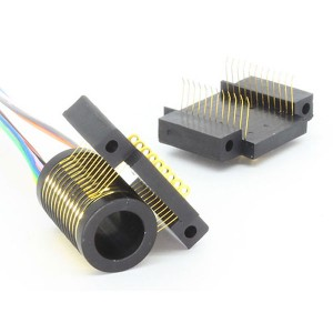 Top Suppliers Fluid Combined Slip Ring - Separate Slip Rings – AOOD