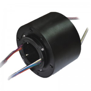 Through Bore Slip Rings