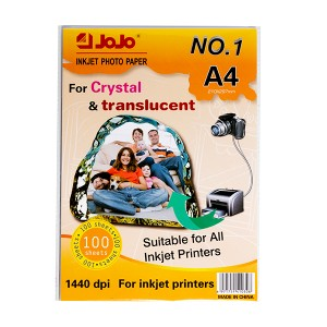 CRYSTAL PHOTO PAPER