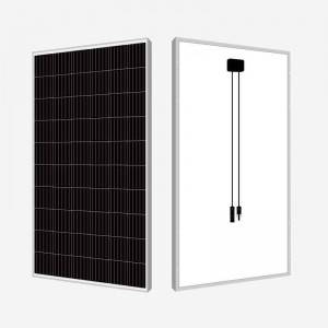 China Factory for Solar Pv Battery Storage - Poly Black 250-285w – Apex Solar