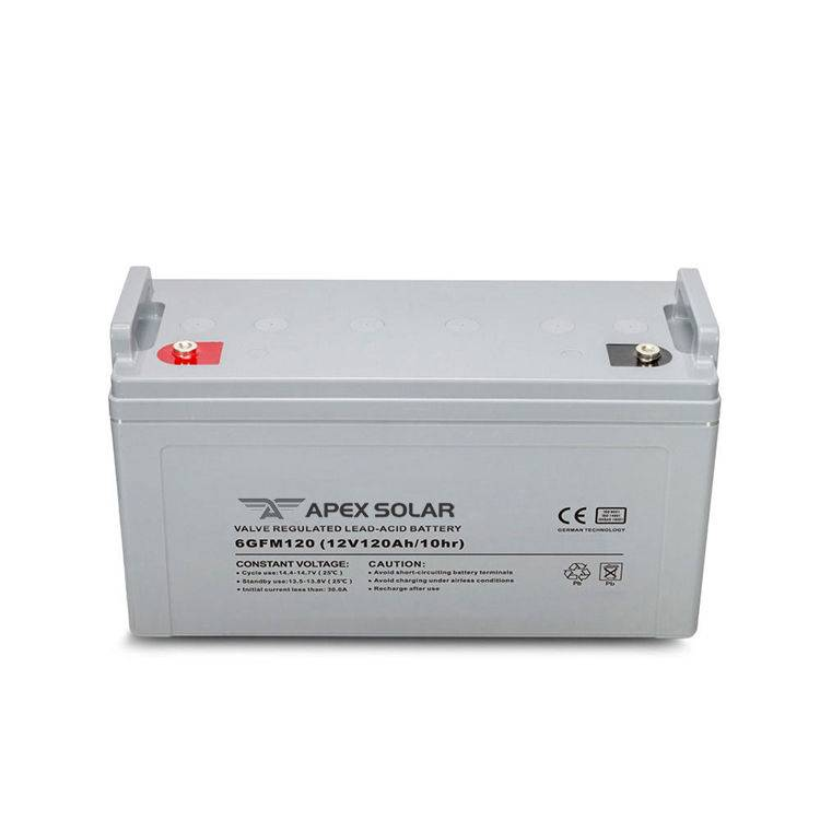 12v 120ah Lead Acid AGM GEL Battery Featured Image