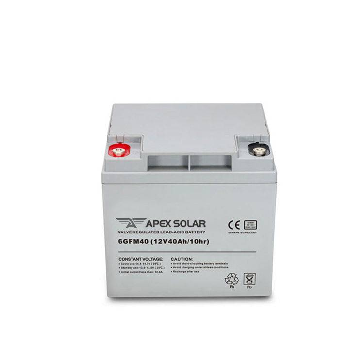 12v 40ah lead acid AGM GEL battery Featured Image