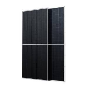 China Factory for Pv Panel Battery Storage - MONO 530-555W 110cells(M12/210mm) – Apex Solar