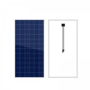 Leading Manufacturer for Modern Solar Panels - 330-350W 72Cells 5BB Poly Solar Panel – Apex Solar