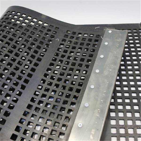 Excellent quality Fence Screen Mesh - Rubber Screening System  – Arex Featured Image
