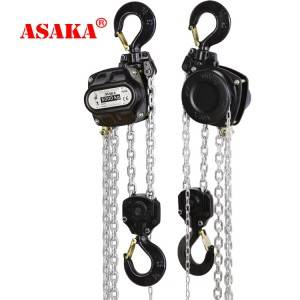 Professional China Chain Lever Hoist - 2021 Best Selling Chain Block 5 Ton Price Manual Chain Hoist 5Ton Capacity – ASAKA