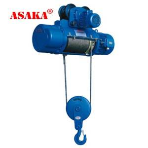 Wholesale Dealers of 2 Ton Lever Block - CD/MD Building Construction Lifting Machine Wire Rope Electric Hoist – ASAKA