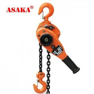 Super Lowest Price 5 Ton Electric Chain Hoist - HSH V Lever Block Vital Type Hand Manual Ratchet Lever Hoist – ASAKA