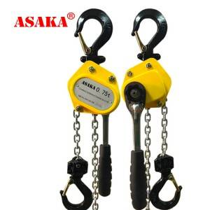 Hand Manual YL Type Ratchet Lever Block Chain Hoist