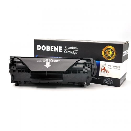 Compatible 12a laser toner cartridge for use in...