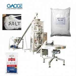 500-1000g Salt Granule Packing Machine With Vol...