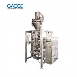 VFFS Bagger Powder Packing Machine With Auger Filler For Powder