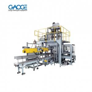 Automatic Big Bag Powder Packing Machine