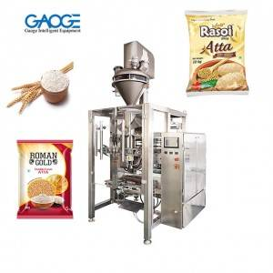 Automatic Pouch Fill And Seal Machine For Powder Products