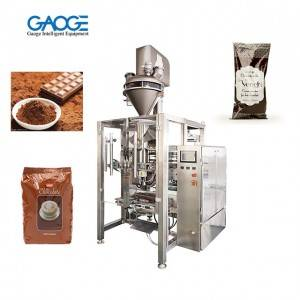 Automatic Sachet Cocoa Powder Packaging Machine