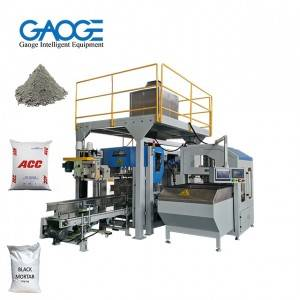 Cement Automatic Bagging Machine