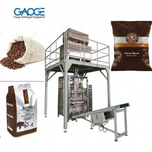 Coffee Beans Vertical Bagger Machine