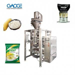 Corn Flour Packing Machine Maize Flour Packaging Machine
