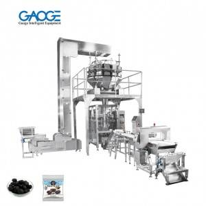 Granul,Grain,Dry Fruits VFFS  Vertical Form Fill and Seal Bagging Machines