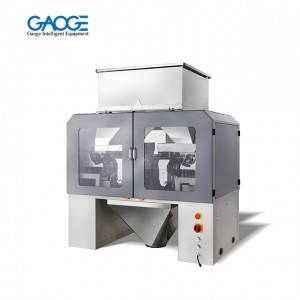 GW-L-3000-4H Four Heads Linear Weigher
