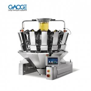 GW14T16 Multi-head Combination Weigher
