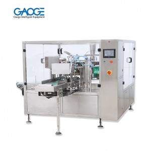 GPB6-340 Premade Pouch Packing Machine