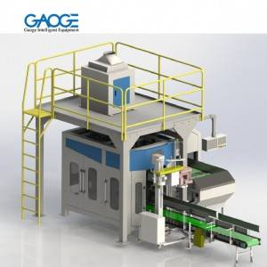 Automatic Granular Heavy Bag Packaging Machine