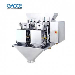 GW-L-12000-2H Two Heads Linear Weigher