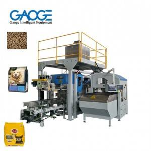 10-50kg Pet Food Big Bag Packing Machine