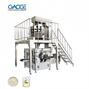 Automatic Grains, Seeds & Bean Packaging Machines