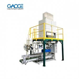 Manual Bagging Machines Granule Packing Machine