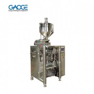 Automatic Dressings, Oils, and Sauces Vertical Packaging Machine