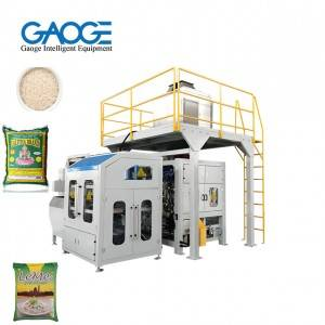 Automatic Rice Open-mouth Bag Packing Machine Bagging Machine