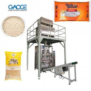 Rice General Vertical Form Fill & Seal Bagging Machine