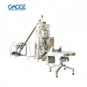 GVF VFFS Vertical Packing Machine With Volumetric Cup Measuring Filler