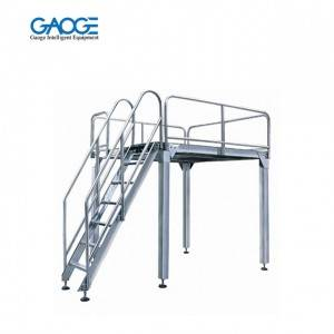 Weigher Supporting Platform