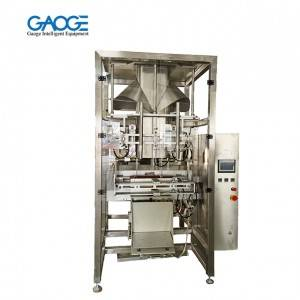 GVF-1100 VFFS Vertical Form Fill Seal Machine