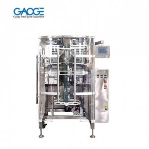 GVF-260Q Quad Seal VFFS Machine