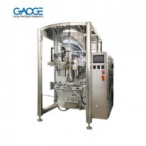 Automatic Gusset Bag Packing Machine