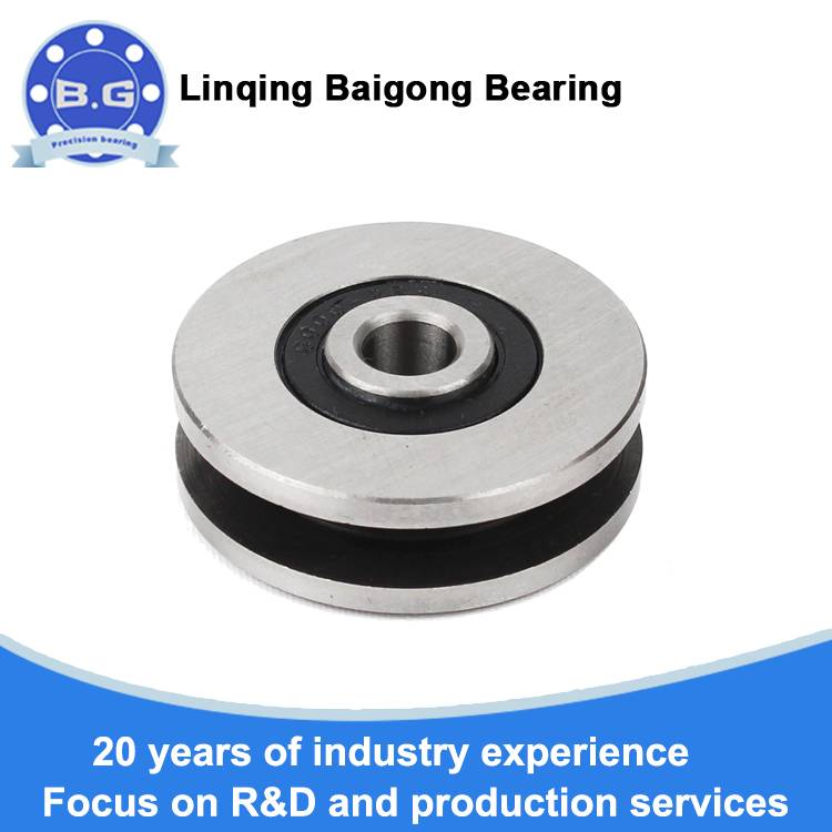 H groove bearing